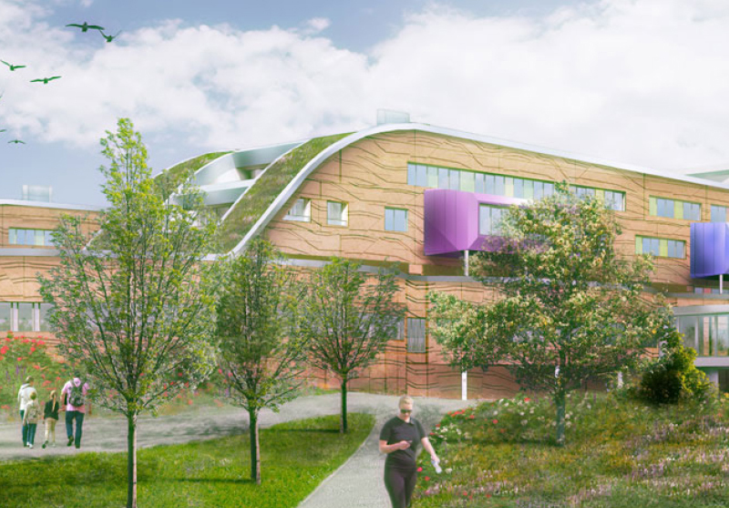 Arkoni Shows Glass at Alder Hey