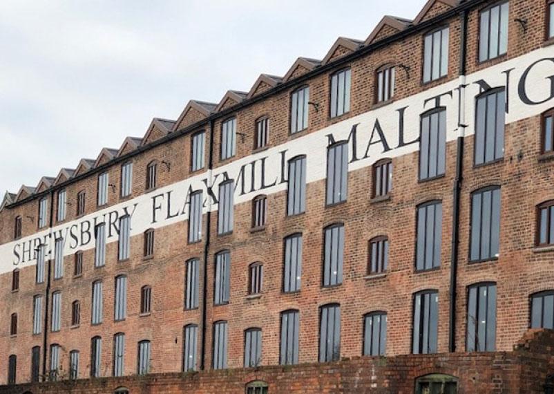 Shrewsbury Flaxmill Maltings