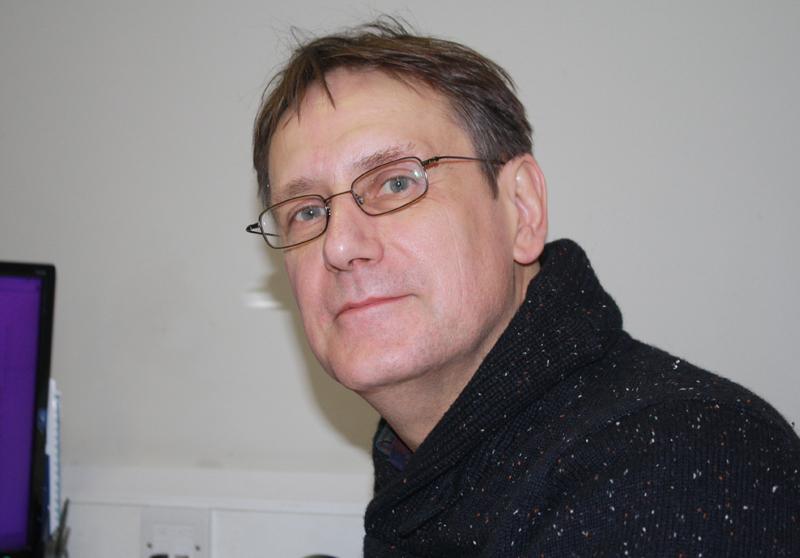 IN FOCUS - Garry Jacques